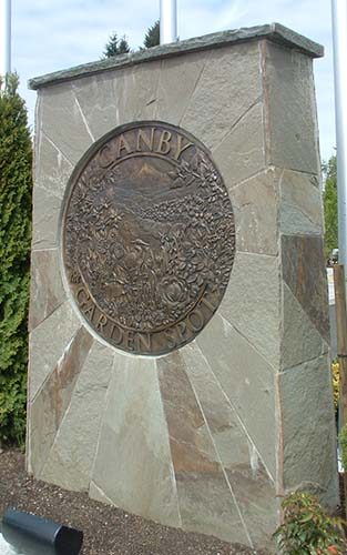 Canby Medallion