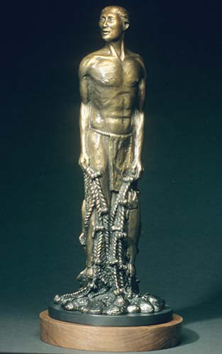 Carved Man